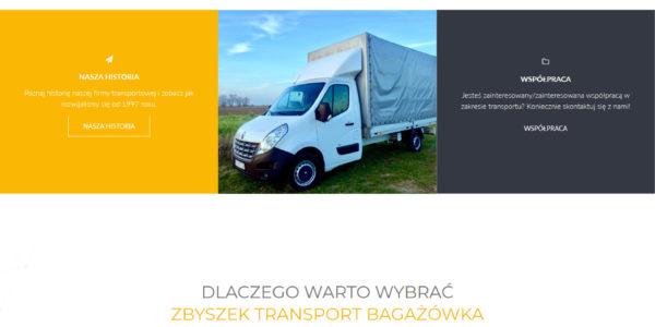 Bagażówka Poznań - Transport Wojtkowiak