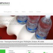 Polietylen, Ertalon, PE 1000 Plastservice - Tworzywa Konstrukcyjne